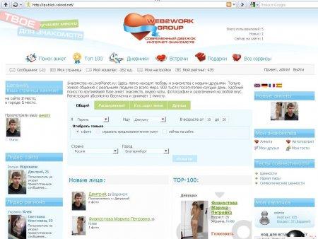 Сайты порно знакомств киев