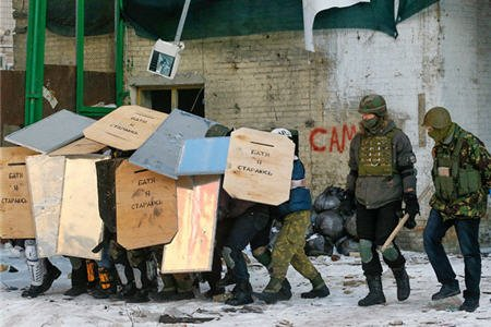 Украинская милиция и сотрудники ФСБ могут готовить теракты - Правый сектор