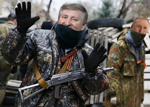 СБУ проверит Ахметова и Ефремова на причастность к терроризму экспортируемому из России