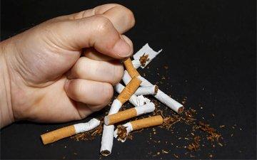 Как резко бросить курить самому