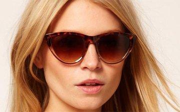 Модный солнцезащитные очки лето 2017