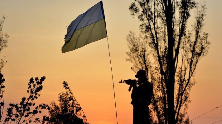 Украинская армия уже в горловке