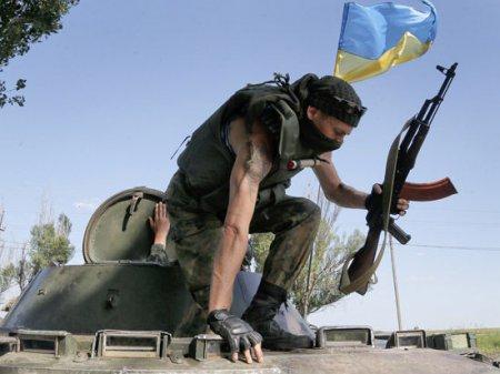 За сутки в зоне АТО погибли трое украинских воинов, 12 - ранены, - СНБО - Цензор.НЕТ 1445