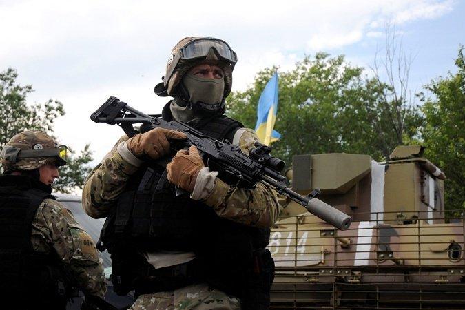 Ситуация в зоне АТО: Эпицентром вооруженного противостояния остается Авдеевка