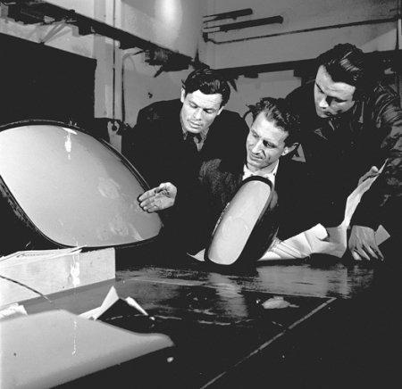 """60 лет назад во Львове умели делать телевизоры - уникальные фотографии завода """"Кинескоп"""" 1954 года"""