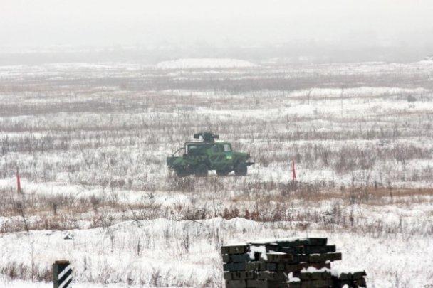 """В Украине создали мощный боевой модуль и назвали его """"киборгом"""" (фото)"""