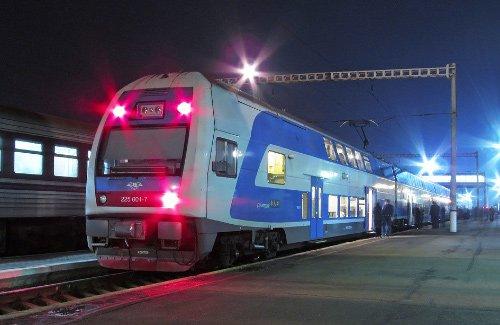 Поезд 0740 запорожье москва