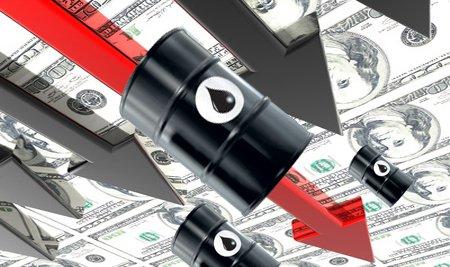 Ціна на нафту раптово обвалилася