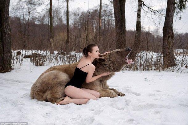 картинки секс девушек с животными: