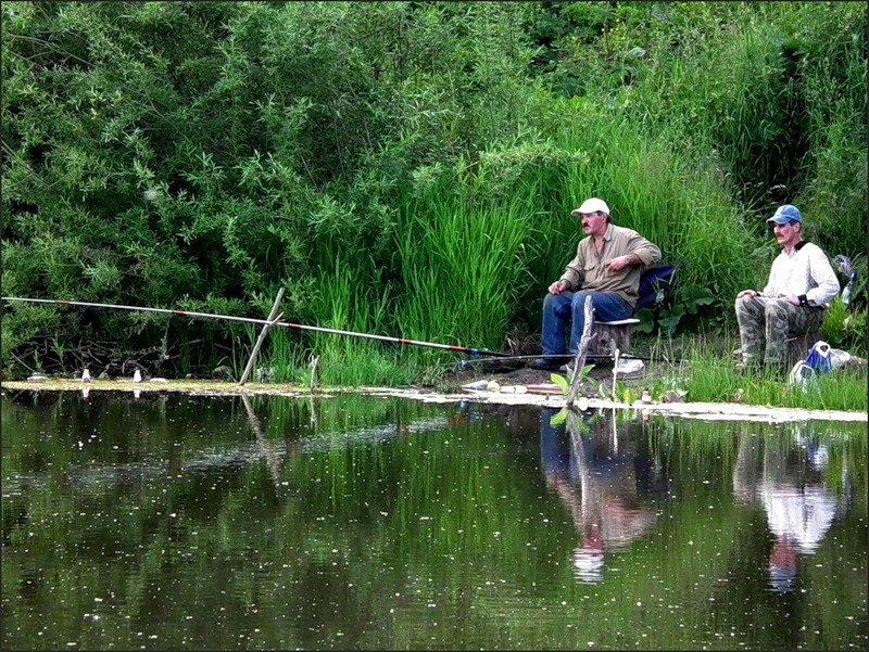 рыбалка с палатками в воронежской области