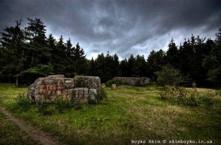 ТОП-24 моторошних місць в Україні
