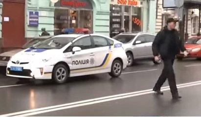 Перші офіційні рейди нової української поліції. ВІДЕО