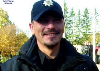 В патрульній поліції Львова новий начальник