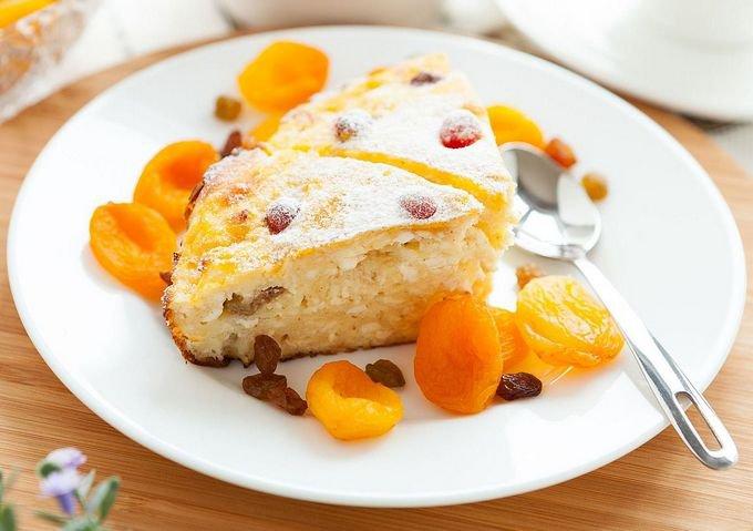 Творожный пирог (более 100 рецептов с фото) - рецепты с ...