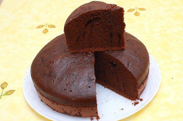 Кекс на кефире в мультиварке рецепты с какао