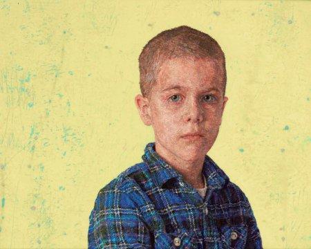 """Американская художница """"рисует"""" портреты нитками. ФОТО"""