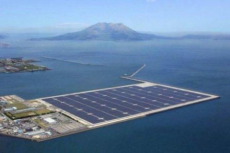 """Япония начала строительство """"солнечных островов"""""""