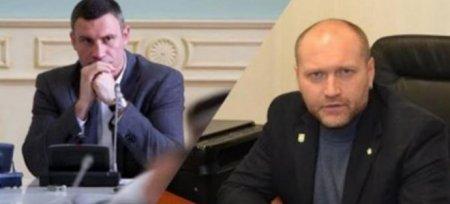 Виталий Кличко не пришел на дебаты с Бориславом Березой. Сергей Наумович