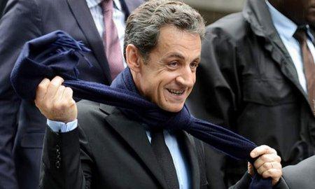 """Николя Саркози призывает Францию """"дружить с Россией"""""""