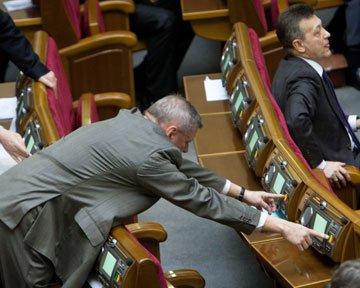 Прекрасная экономия бюджетных средств на поименном голосовании депутатов. Ваше мнение? Опрос