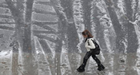2 декабря в Украине ожидается влажная и ветреная погода