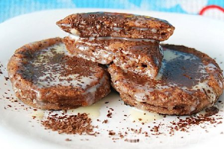 сырники шоколадом рецепт с фото