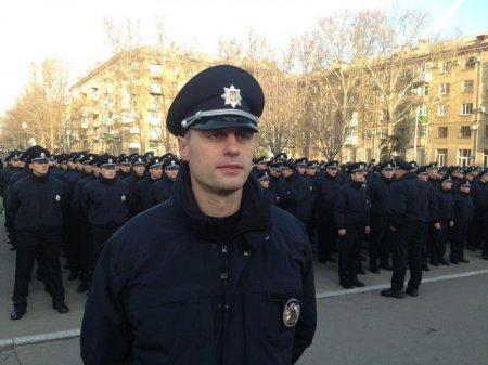 Нова патрульна служба присягнула в Миколаєві на вірність. ФОТО