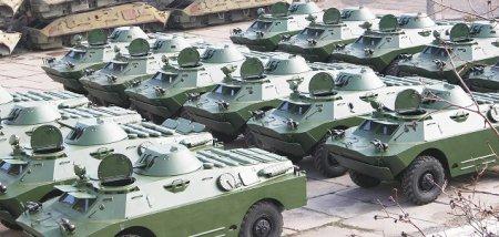 Миколаївський бронетанковий випустив нову партію БРДМ-2