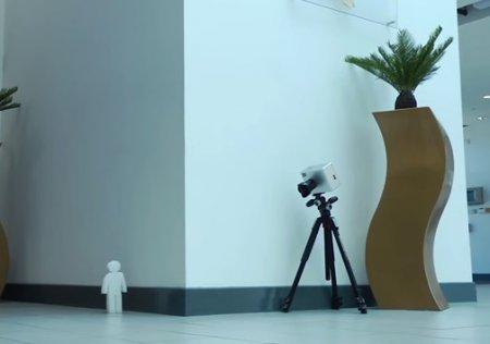 Камера шотландських інженерів здатна заглядати за ріг. ВІДЕО