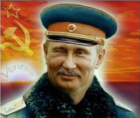 Сталінська політика по-путінськи. Дмитро Орешкін