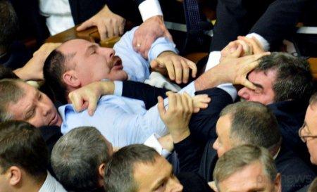 """Про бійки """"політичних тварин"""". Олег Покальчук"""