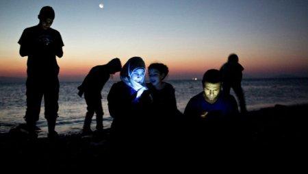 """В поисках """"новой жизни"""": сирийский беженец вплавь добрался из Турции в Грецию"""