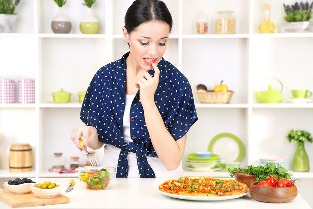 Как питаться беременным чтобы не поправиться
