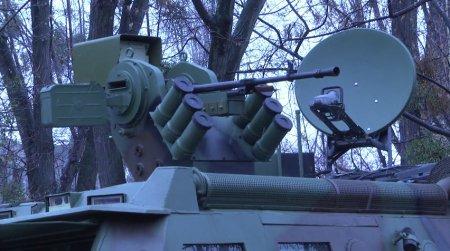 """Презентация первого бронеавтомобиля """"Тритон"""", изготовленного для украинских пограничников. ФОТО"""