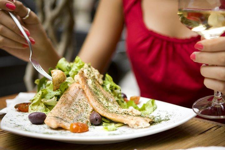 правила правильного питания для похудения меню