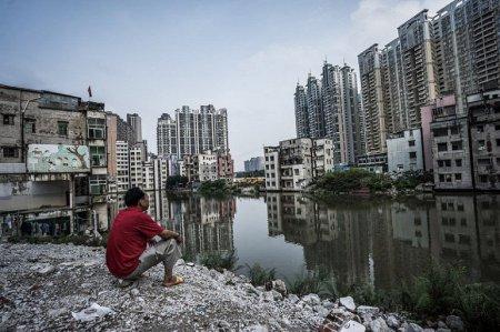 Городские деревни Китая. ФОТО