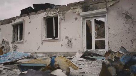 Станица Луганская: реалии жизни в условиях войны. ВИДЕО