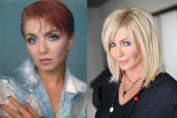 Как изменились украинские звезды шоу-бизнеса