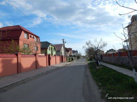 Обычное село под Ужгородом живет и процветает. ФОТО