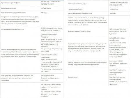 Заметая следы: Ольга Богомолец изменила состав учредителей подконтрольных бизнес-структур