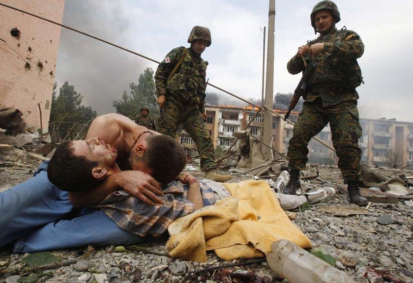 фото войны в чечне 1994 2008