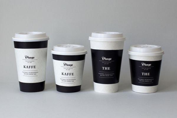 Бумажные стаканчики с логотипом 1000штук - Бумажная посуда
