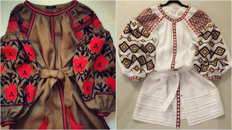 Искусство дизайнеров современной национальной одежды в красивых и стильных  вышиванках  где купить украинские бренды. 3b014f001d2c8