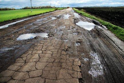Мининфраструктура назвала самую плохую дорогу в Украине