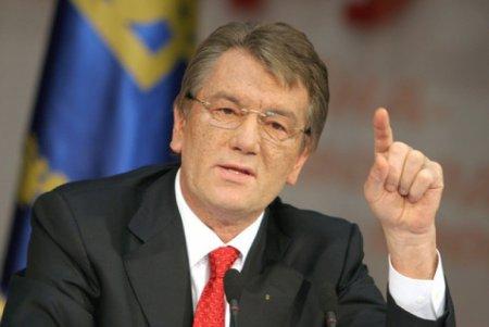 Ющенко: Я бы не сдал Крым, это точно!