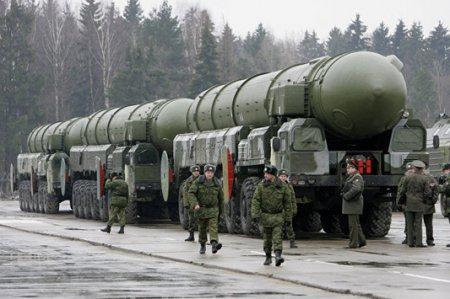 НАТО: Путин готовится к ядерной войне