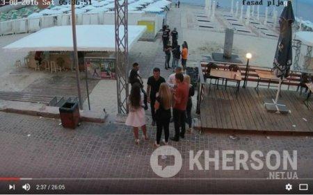 Появилась видеозапись с места убийства Павла Сушенцова в Железном Порту