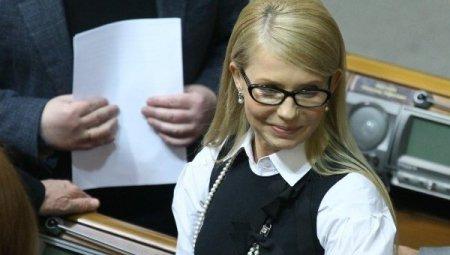 Тимошенко заняла первое место в электоральных симпатиях украинцев