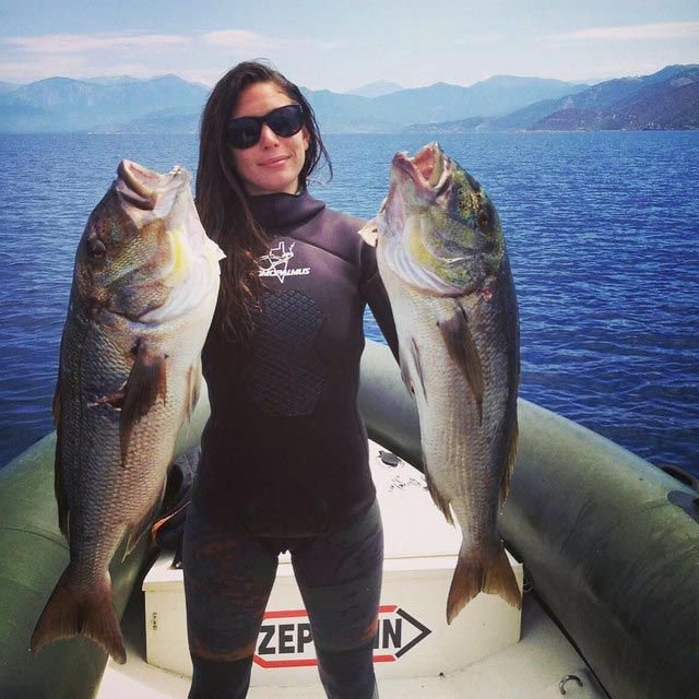 Instagram рыбак