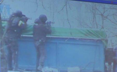 Суду предоставили новое видео расстрела активистов Майдана